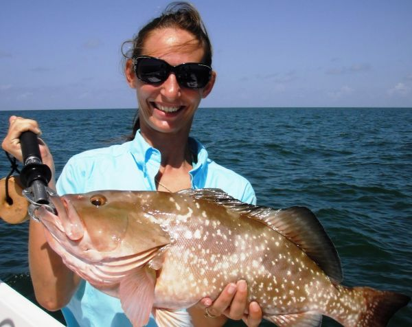 Crystal River Offshore Red & Gag Grouper...