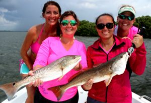 Crystal River Red Fish...