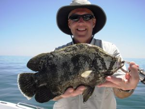 Crystal River Trout Limit & Surprise Tripletail...