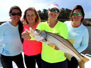 Team Lady Angler...