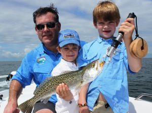 Homosassa Family Trout...