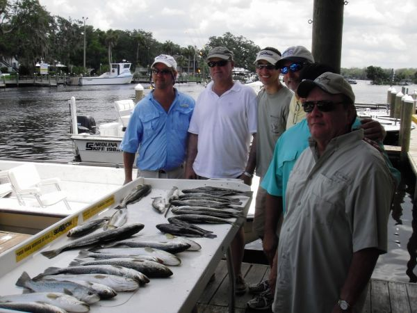Homosassa Excellent Trout.....