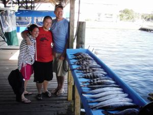 Crystal River Inshore Trout & Offshore Sheepshead