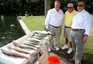 Crystal River Trout, Reds and Mix...