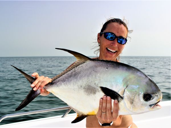 Becky's Permit & Groupers....