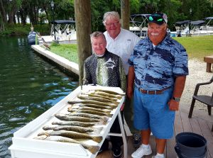 Crystal River Snook and Trout....