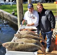 Crystal River Heavy Weights...