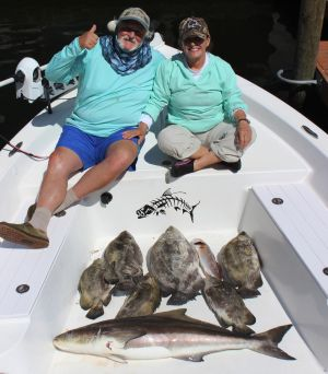 Tripletail and Cobia...