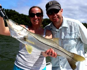Crystal River Snook, Reds and Jacks....