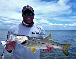Crystal River Trout & Snook...